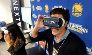 NBA next VR