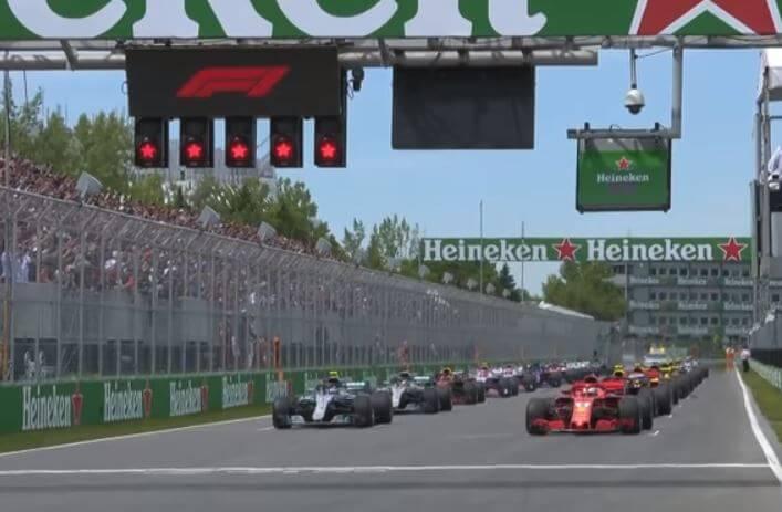 Gran Premio Montreal Heineken