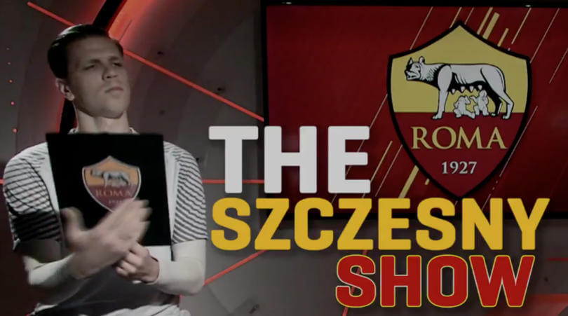 The Szczesny show
