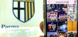 La rinascita del Parma è anche online