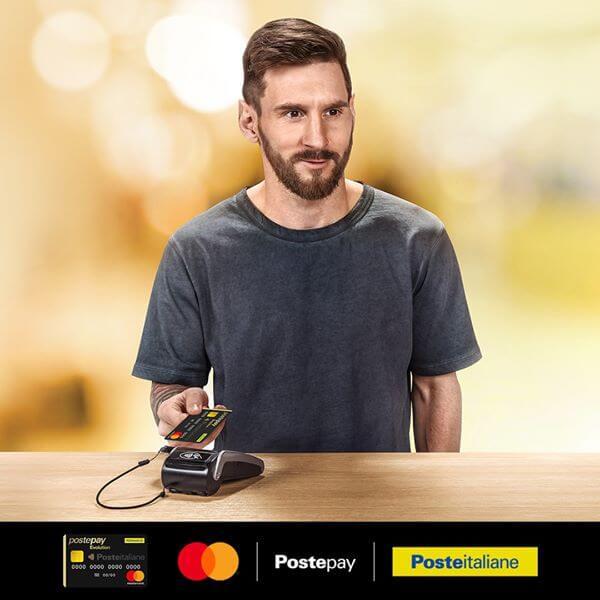 Messi Postepay