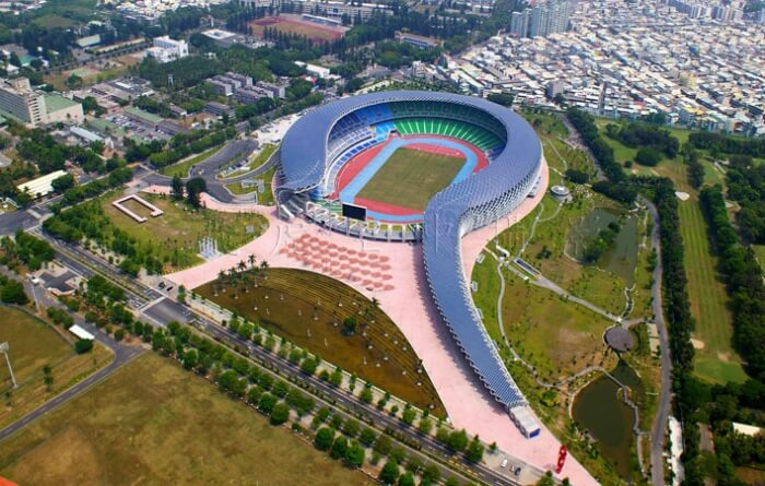 Nationa Stadium Taiwan