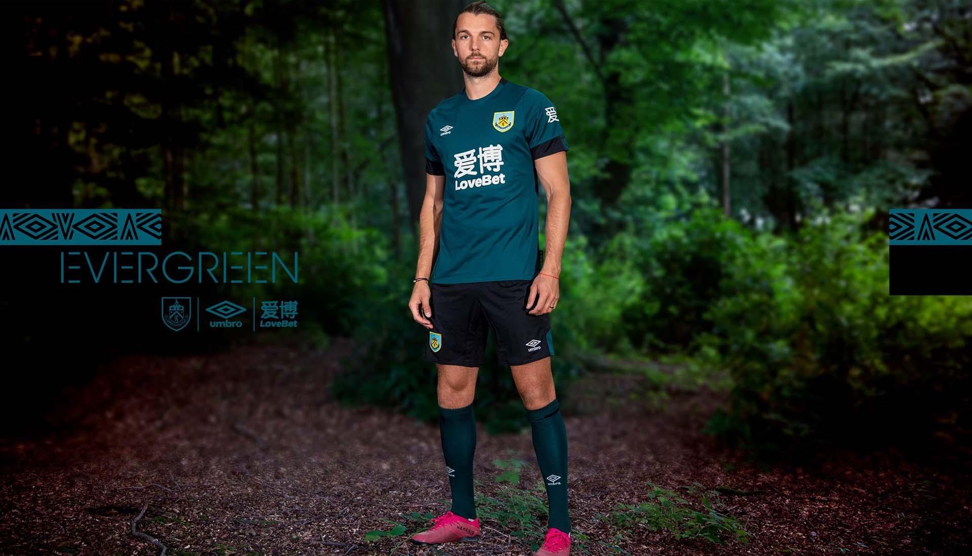 Terza maglia Burnley 2019/20