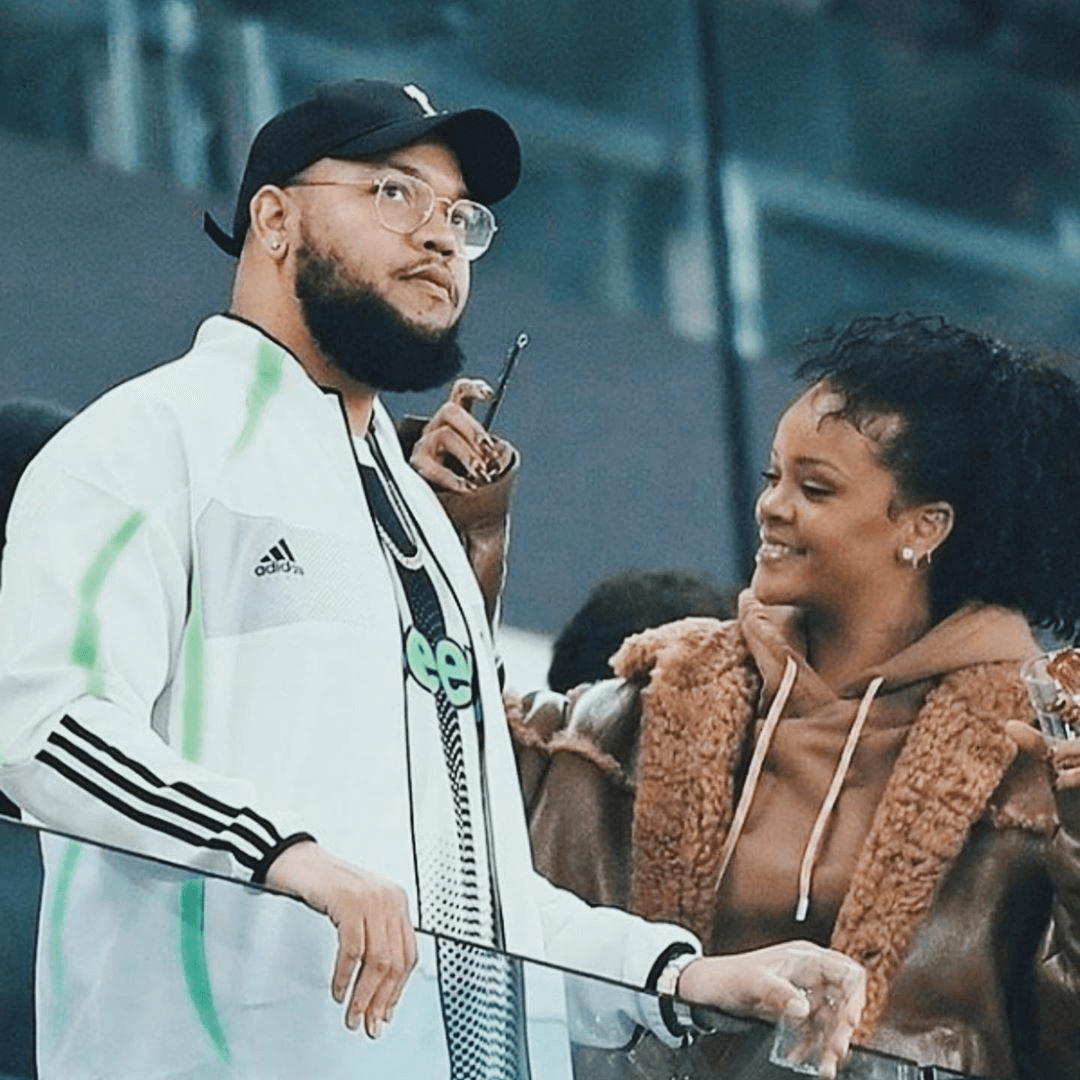 Fratello Rihanna Juventus