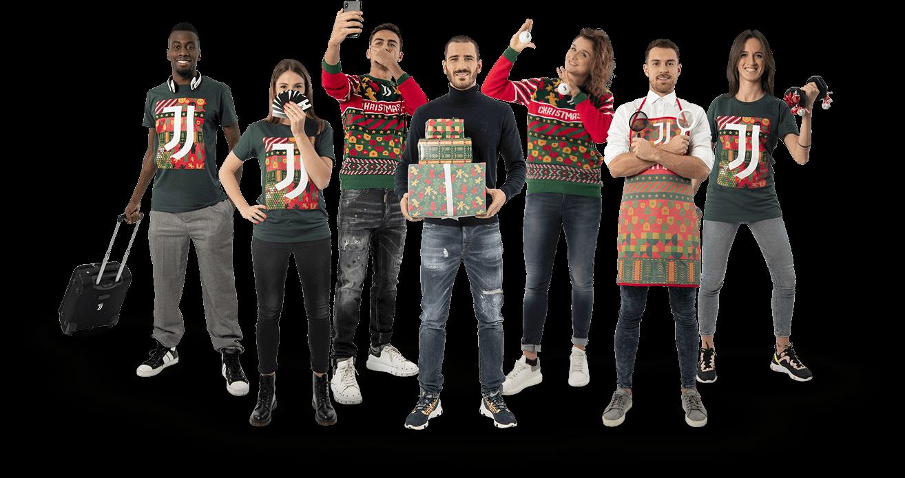 Christmash-up Juventus 2019