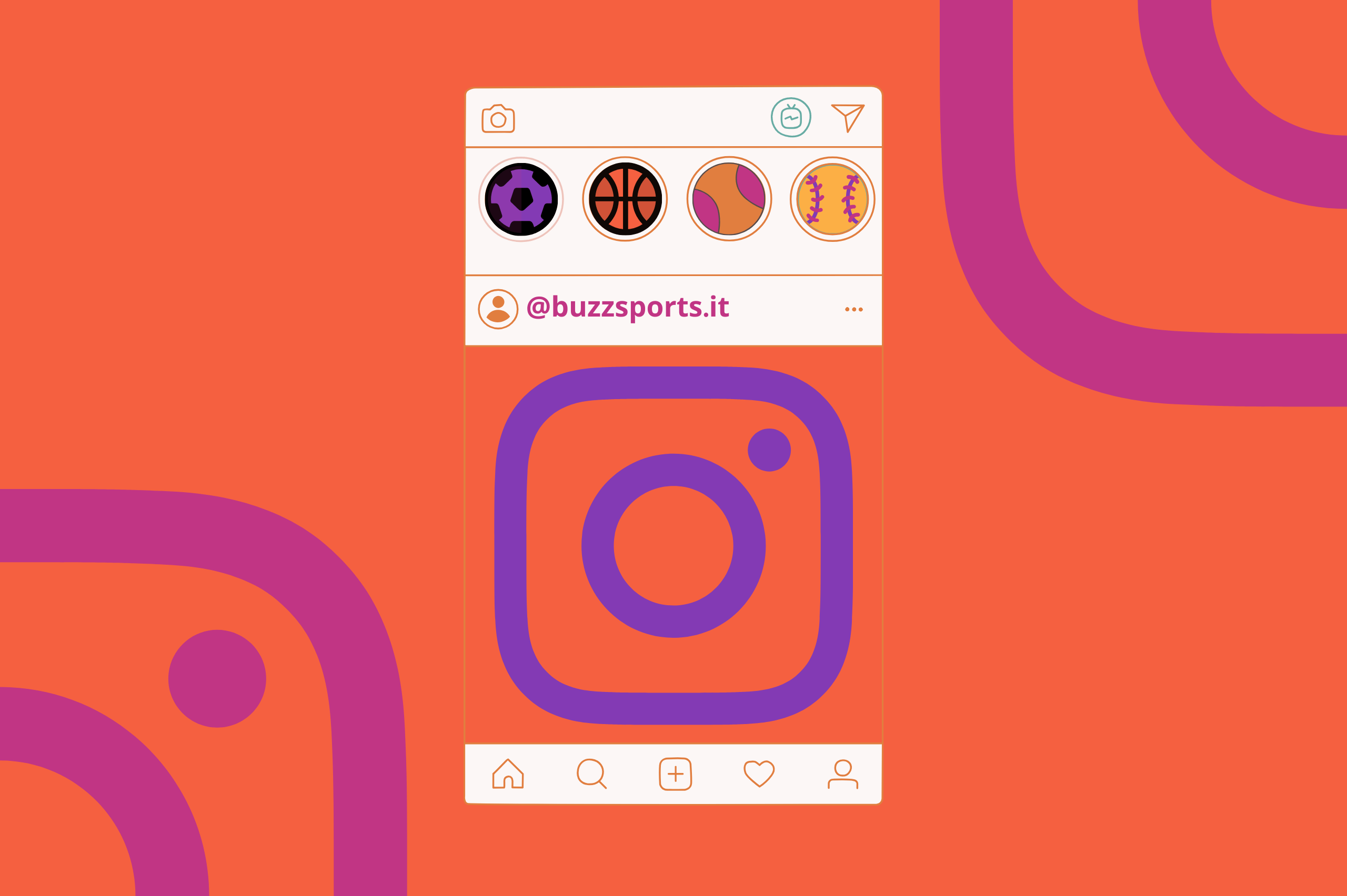 Come impostare una strategia Instagram nella Sport Industry