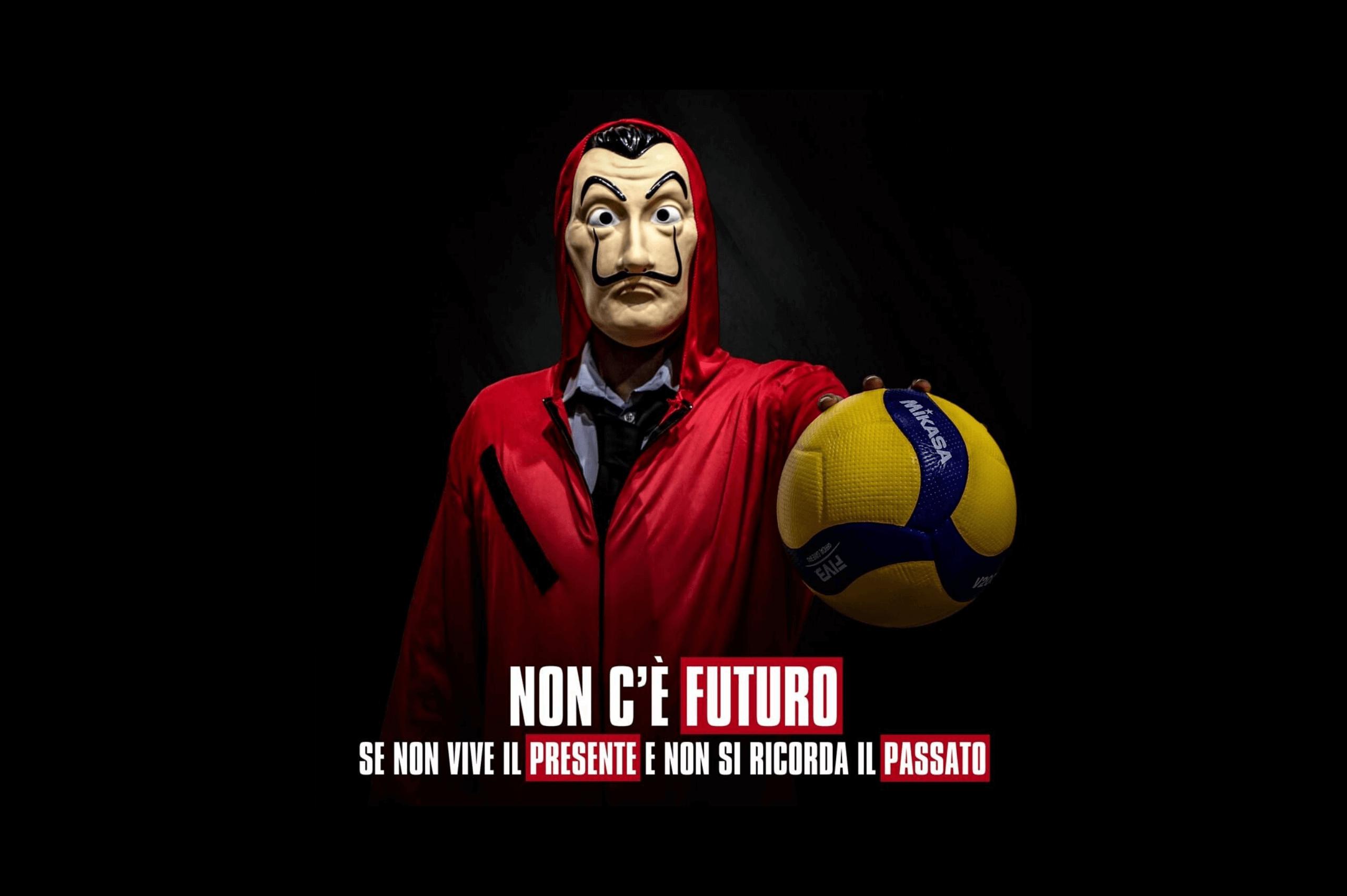 C'è una Mucca Viola nella pallavolo italiana