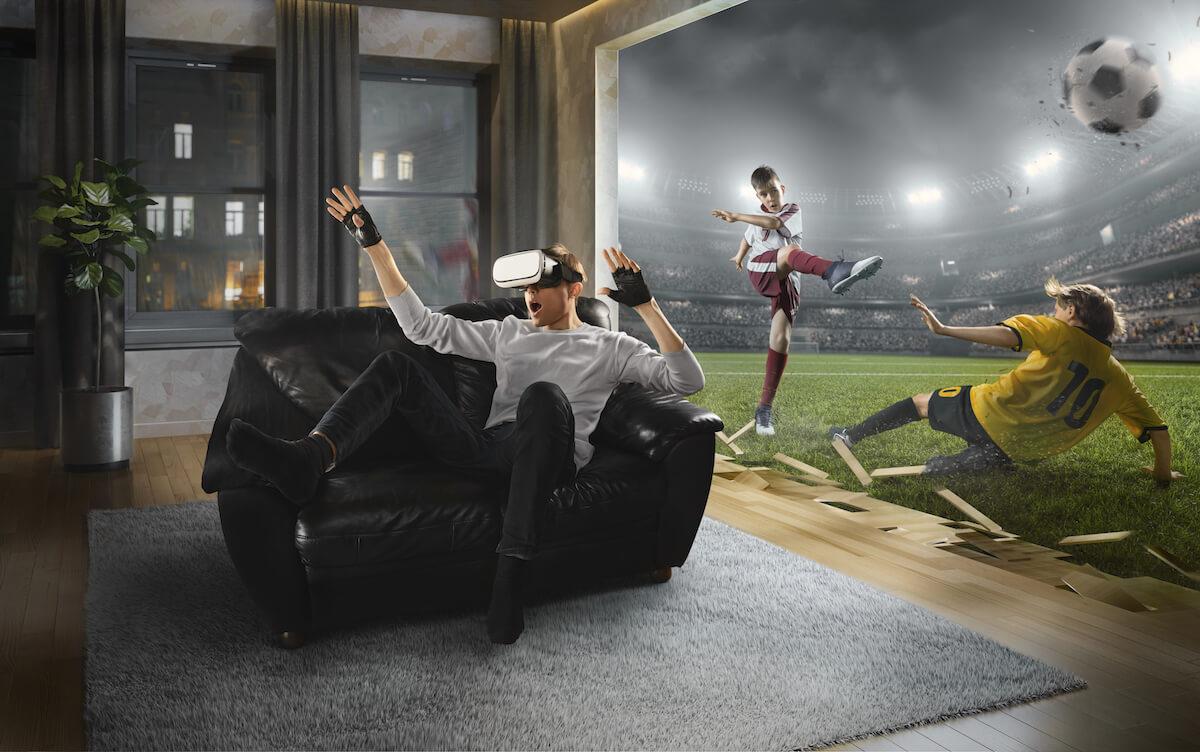 La Realtà Aumentata sta rivoluzionando il mondo dello sport?
